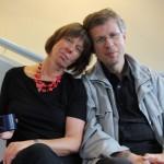Ulrike Möller und Joachim Grundmann