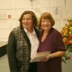 Brigitte London und Käthe Vitt
