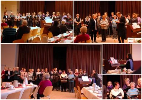 2012 Frauenchor Bedurdyck Weihnachtssingen SJ BE