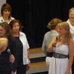 Silber für den Frauenchor